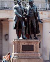 Goethe- und Schillerdenkmal