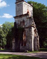 Ruine im Goethepark