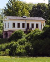 Römisches Haus, Goethepark